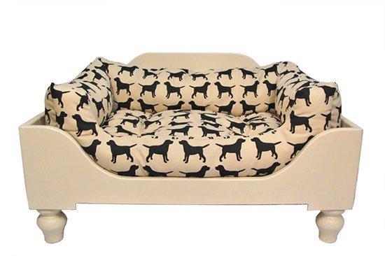 домик или лежанка для собаки своими руками фото 19